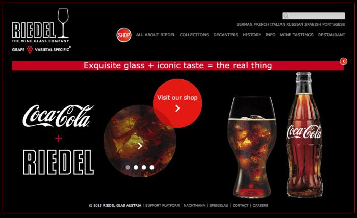 RIEDEL+Coke
