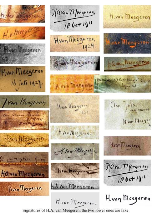 Van_Meegeren_signatures