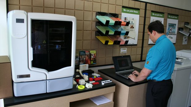 3D Printer UPS Store