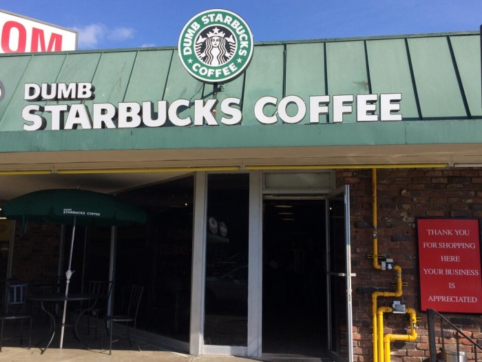 Dumb Starbucks Coffee