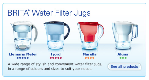 Brita Filter Jugs