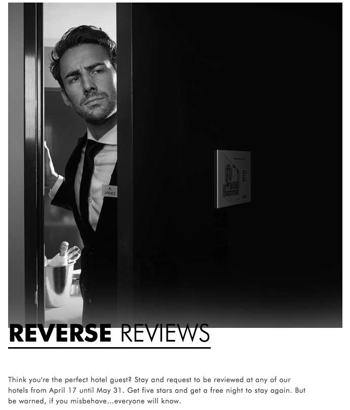 Reverse Reviews AU